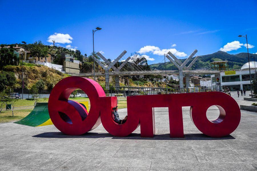 Bienvenido a Quito